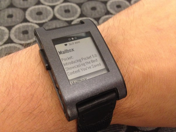 Pebble notifications- turbocharged!