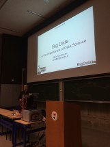 Big Data for data scientists