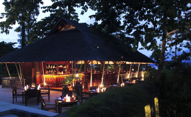 The Pavilion, The Datai