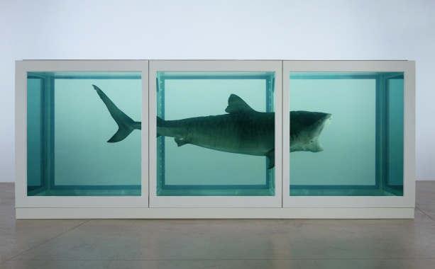 Damien Hirst, Tate Modern