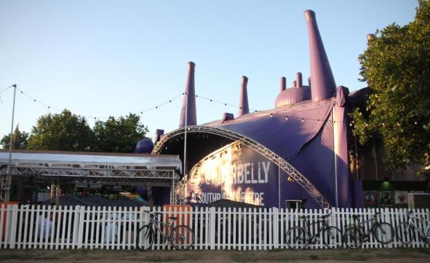 E4 Udderbelly Festival