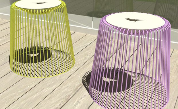 Jiin Kim Design, Tweet Stool