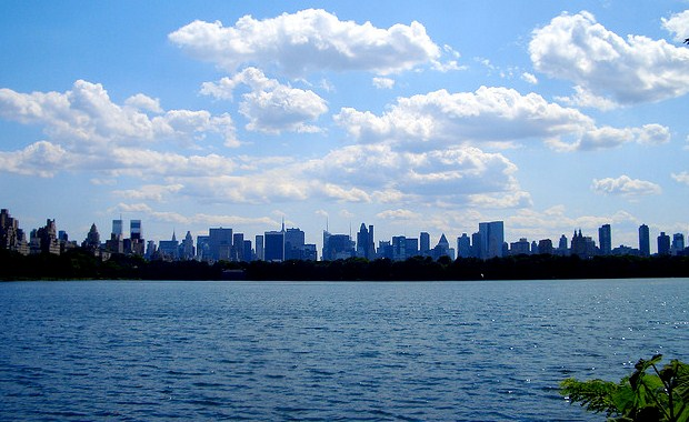 The Reservoir, Central Park, New York