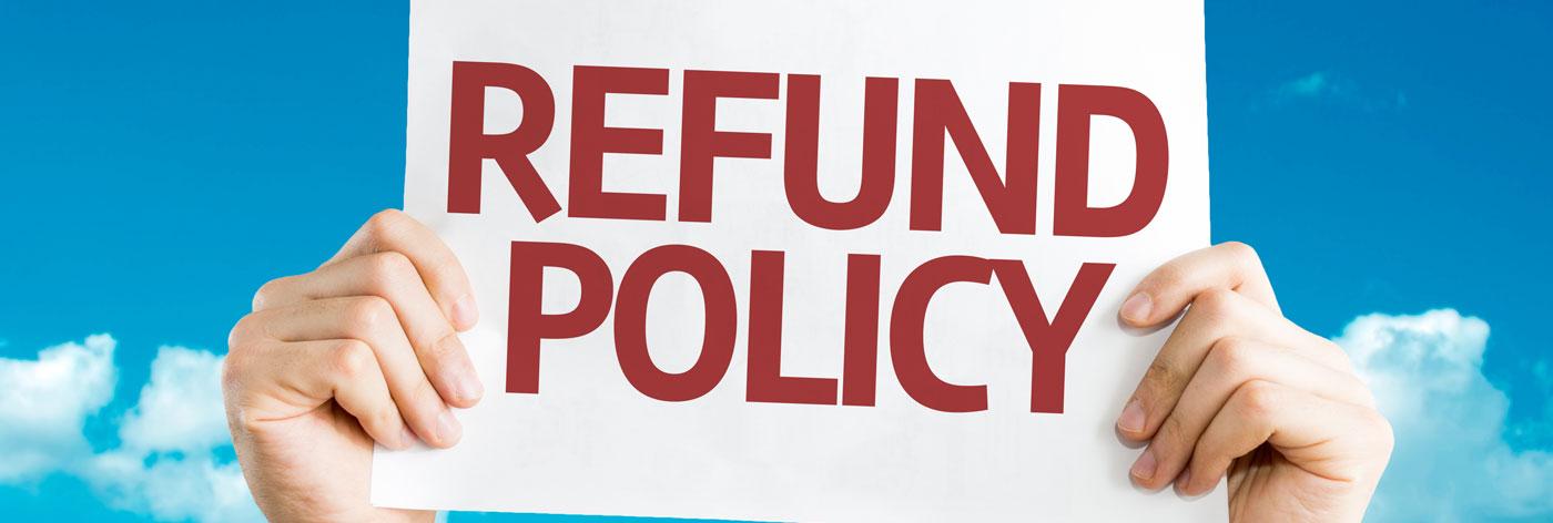 Refund Policy at Big Ed\u0027s Fishing Ventures, Dillon Colorado