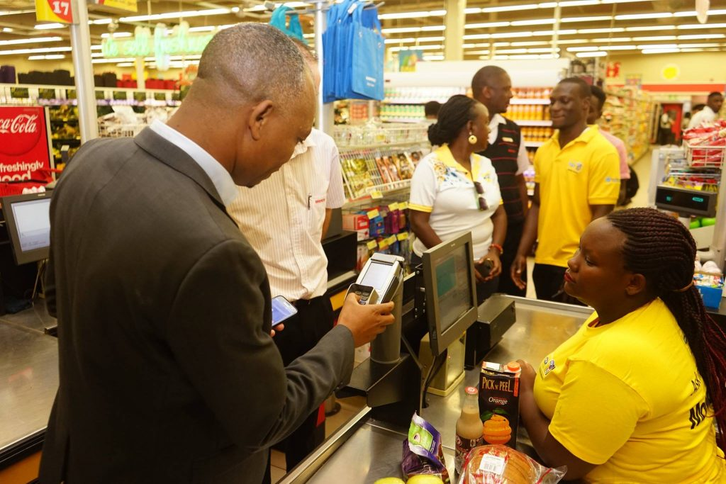 Shoprite launches MTN MoMo Pay as a payment platform for all its shoppers