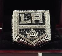 Los Angeles Kings 2014 NHL Stanley Cup Championship Ring