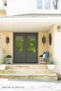 Ideas for a Modern Front Porch for Spring - Bigger Than ...