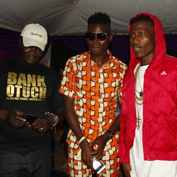 Vicmass LuoDollar with Octopizzo today