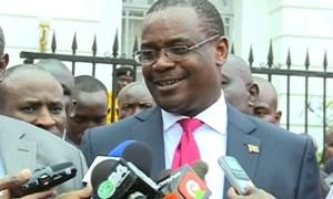 Governor Dr. Evans Kidero