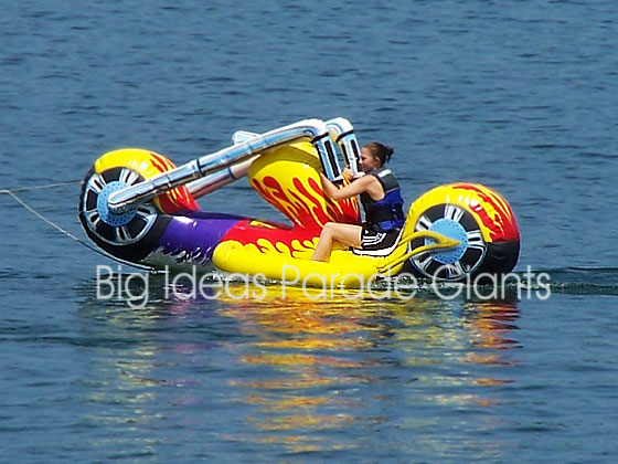 Water Chopper Airtight Inflatable