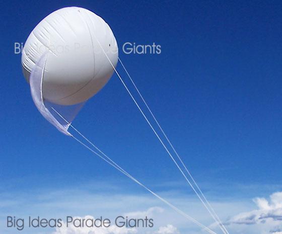 SkyDoc Helium Aerostat Balloon