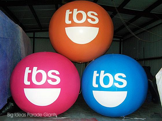 6.5 FT TBS Helium Spheres