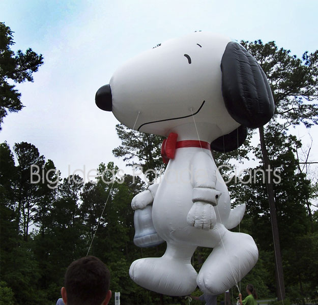 Snoopy Helium Parade Balloon