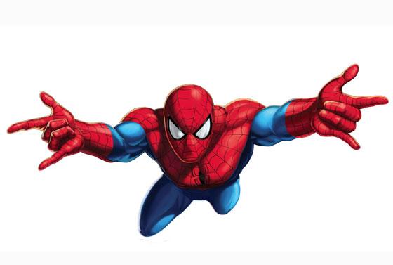 Spiderman Concept Art