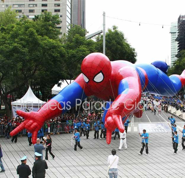 Mexico City Parade July 17,2011