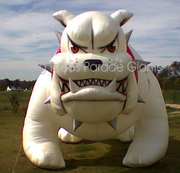 Bull Dog Cold Air Advertising Balloon