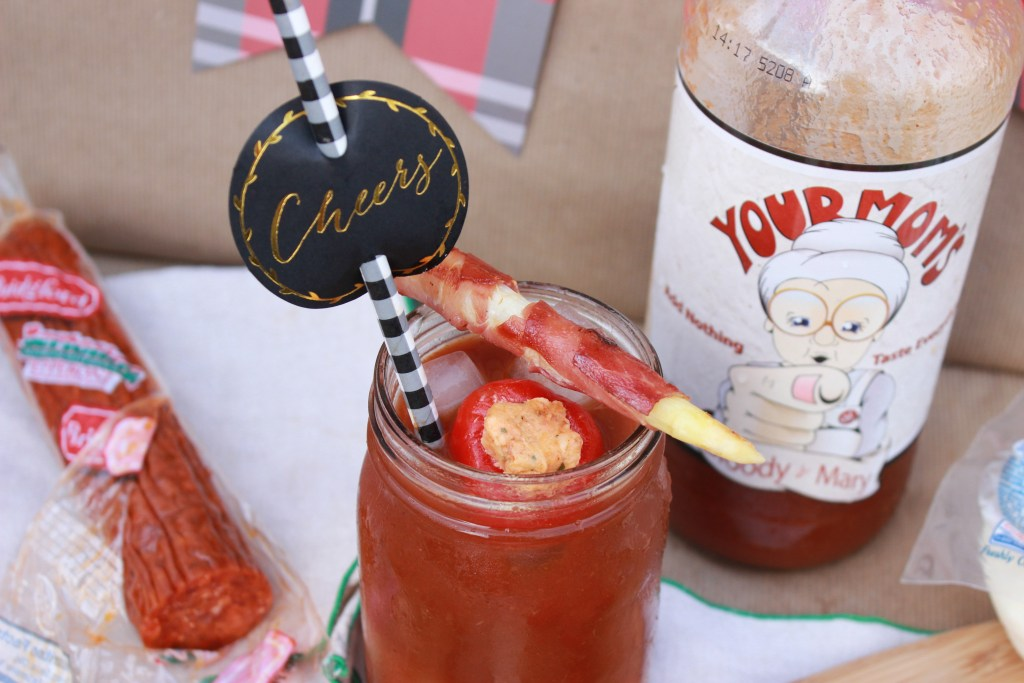 Your Mom's Bloody Mary Mix