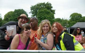 Festival Volunteers Needed Please…