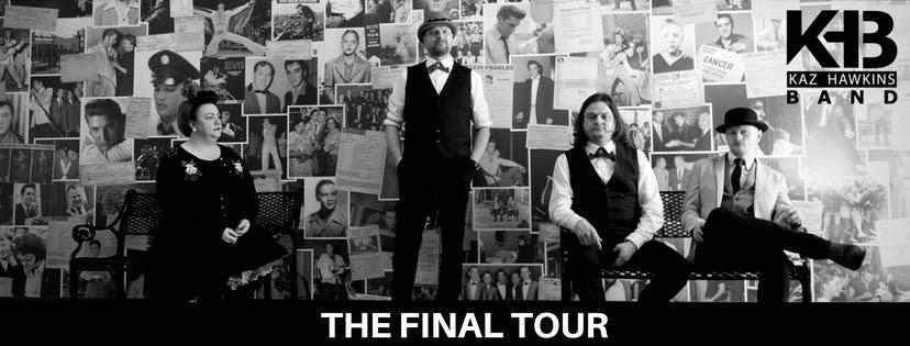 kaz h final tour long