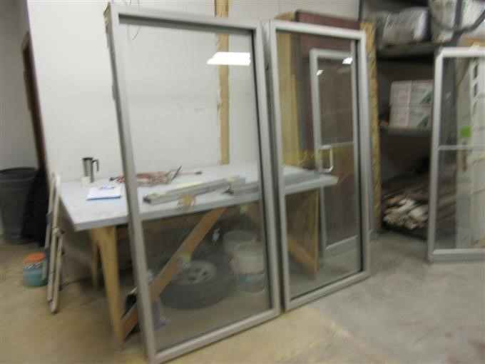 Assorted Window And Doors BigIron Auctions