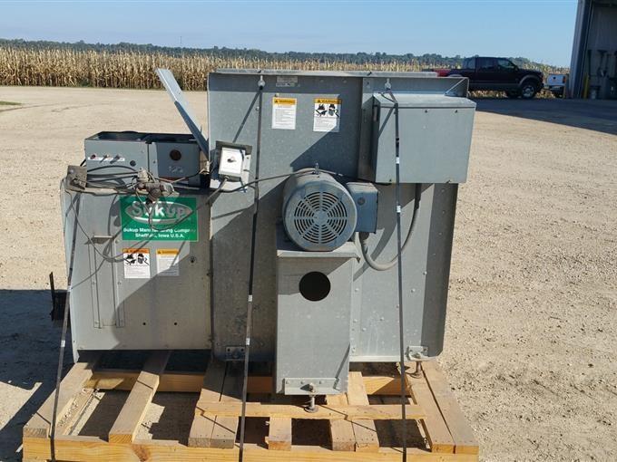 Sukup Centrifugal Fan Grain Dryer Fan BigIron Auctions