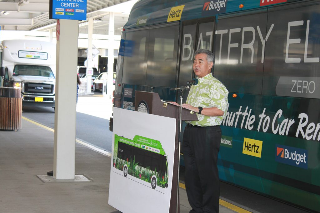 Car Rental Shuttle Honolulu Airport 150 Million Project Will Save Energy At Airports Big