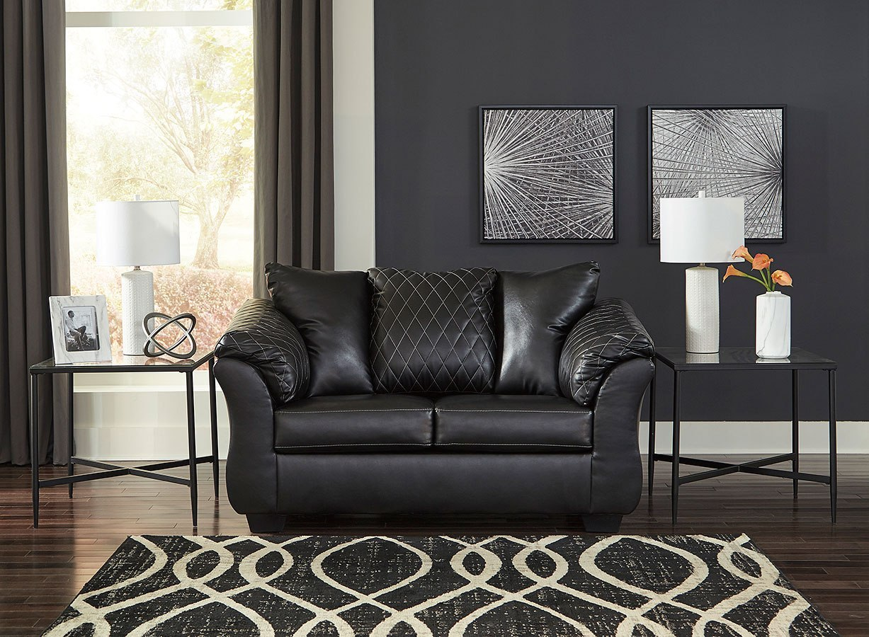 BETRILLO BLACK FULL SOFA SLEEPER SIGNATURE DESIGN BY ...