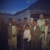 Aussie Norm & the rest of the guest house crew (Qila-e-Panga, Afghanistan)