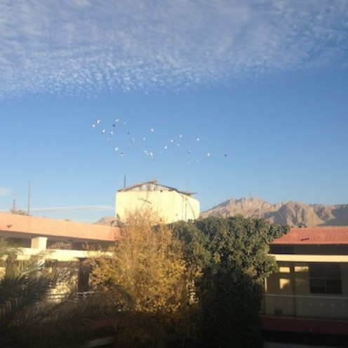 Welcome to Quetta from the birds (Quetta, Pakistan)