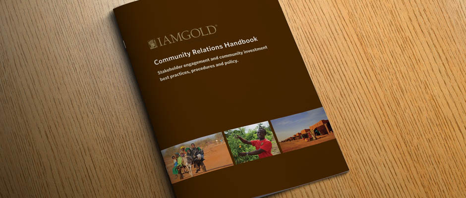 IAMGOLD Community Relation Handbook Big Picture Communication