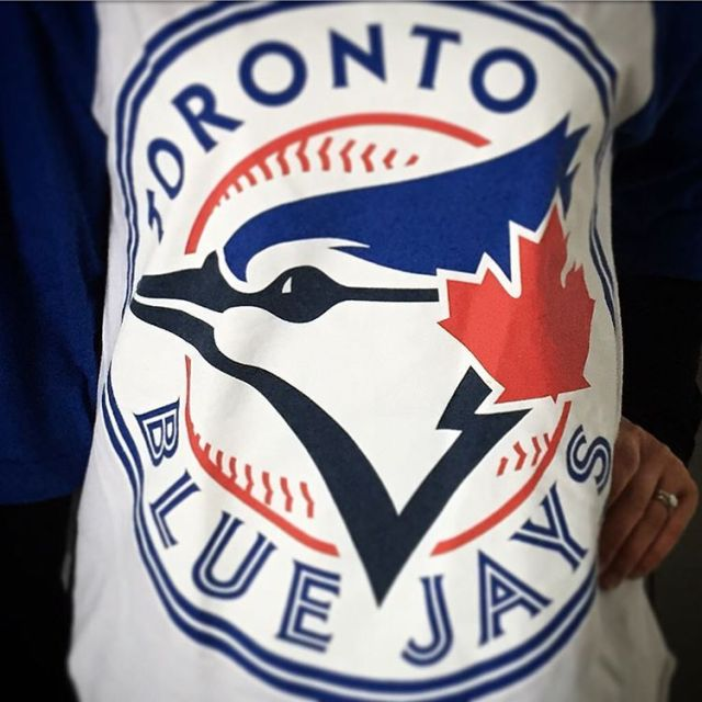 Ready for game 1 of the alcs Go bluejays go!hellip