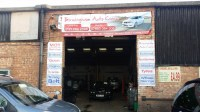 PVC Banners for a Car Garage Based in Birmingham to ...