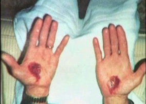 Irving Francis Houle Stigmata