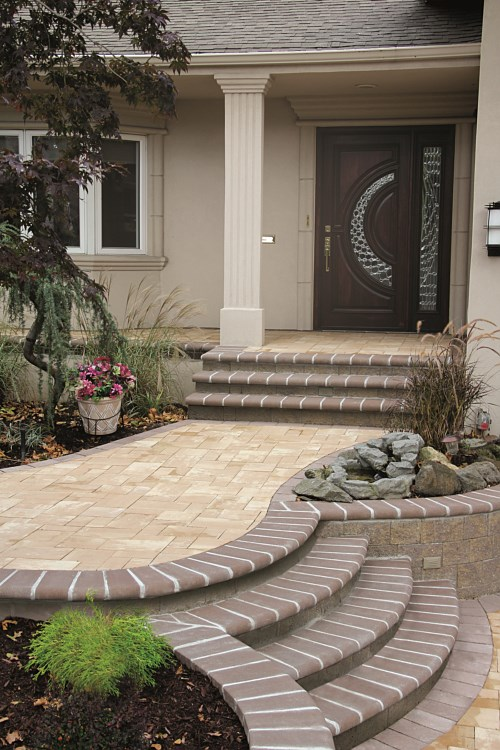 24x24 Pavers Nicolock Catalogs, Massena, New York, Ny