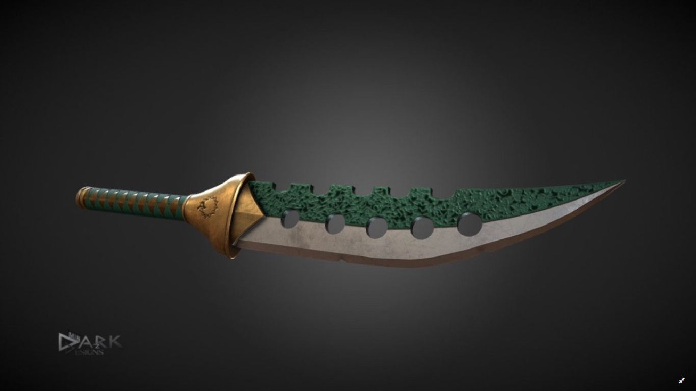 3d Animation Wallpaper Com Demon Sword Lostvayne Big Rook Games