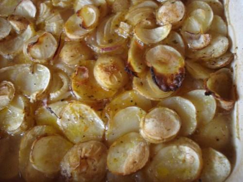 maltese roast potatoes
