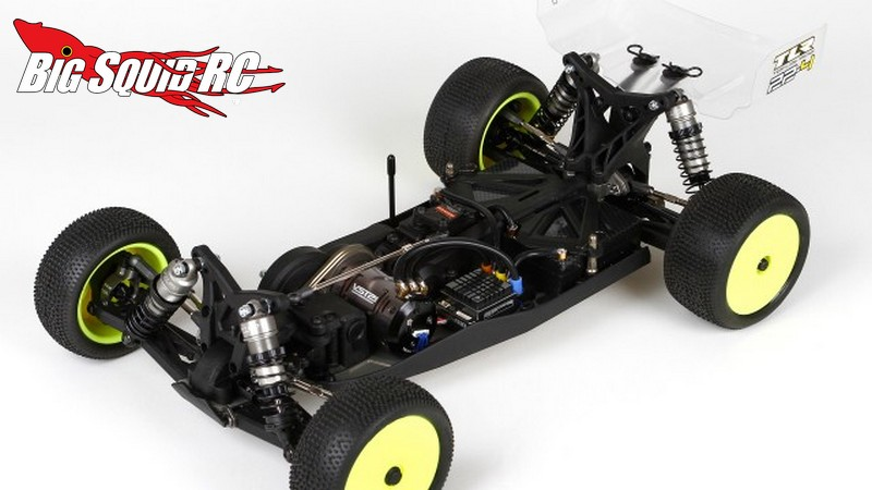 4wd Buggy Rc Team Losi Racing (tlr) 22-4 4wd Buggy Kit « Big Squid Rc