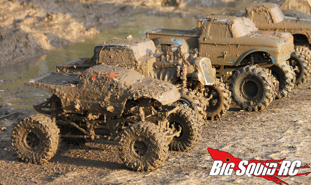 Twin Mountain Buggy Event Coverage – Mega Truck Mud Race Axial Iron Mountain