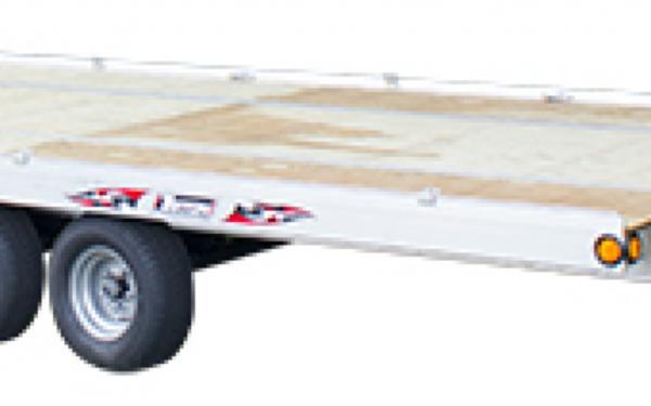 Triton ATV 1490-2-TR Trax  Trailers in Perry, GA