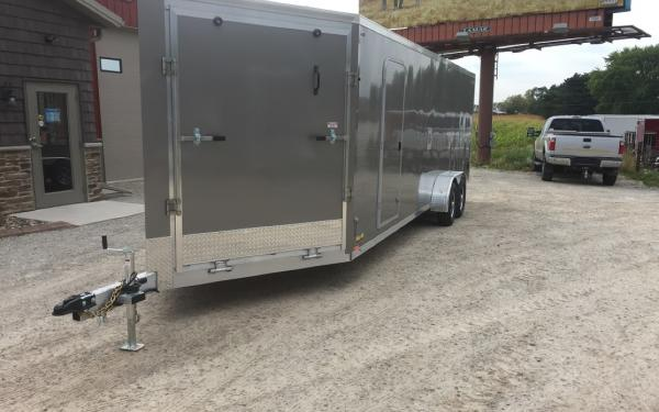 2020 Legend Thunder 29 39 Aluminum 4 5 Place Enclosed - Trailers Thunder Bay