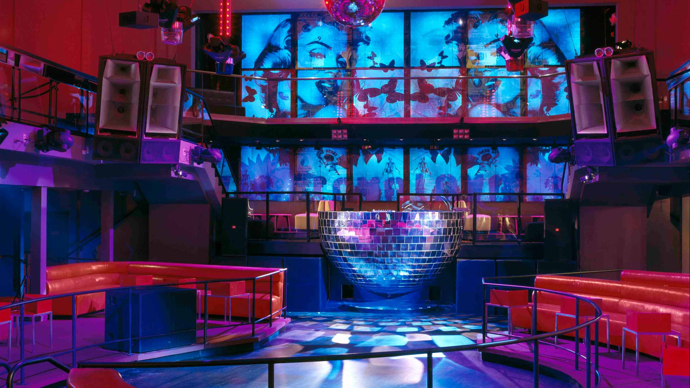 Hotel Restaurant Nightclub Design Bigtime Design Studios