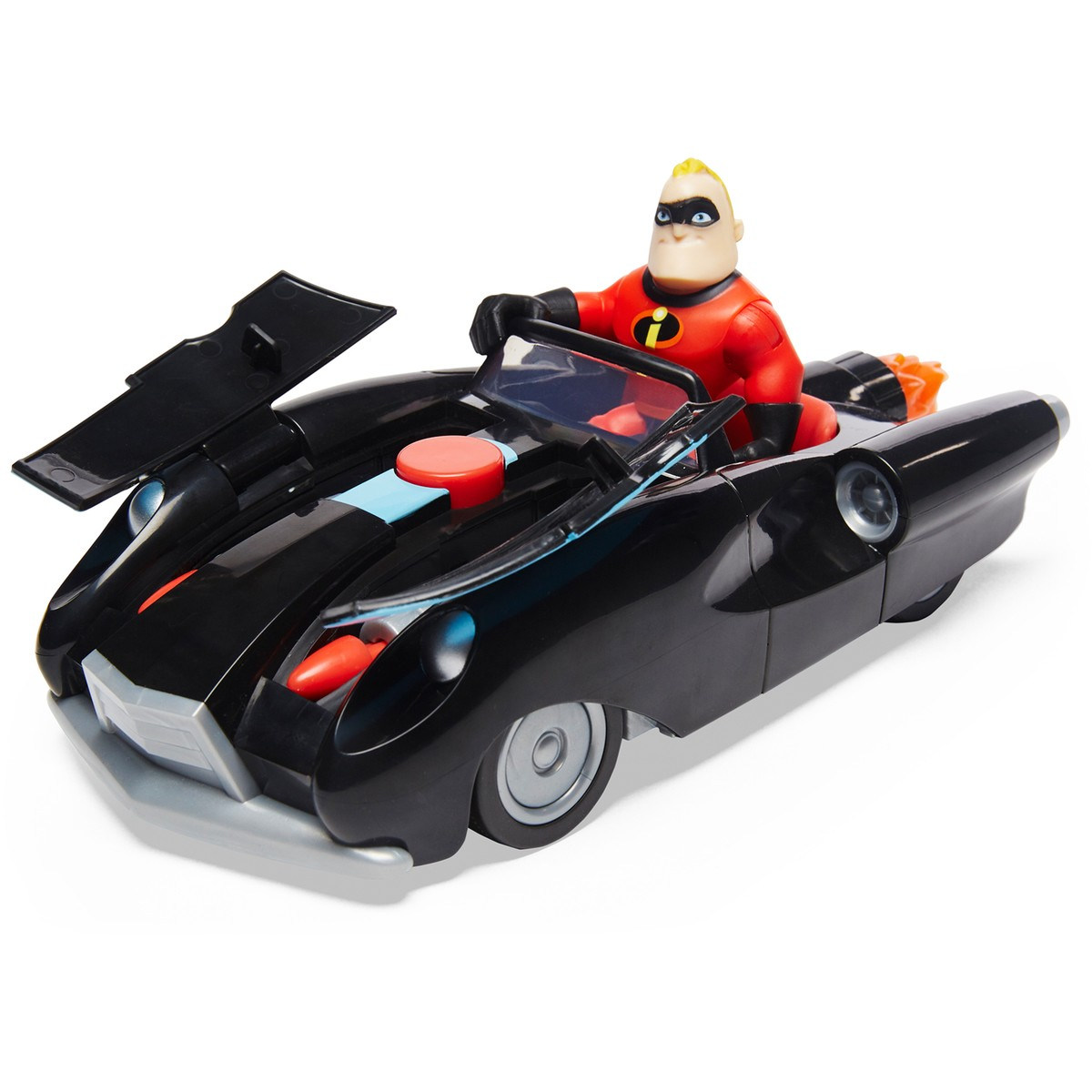 Big W Toy Cars Incredibles 2 Vehicle Figure Assorted Big W
