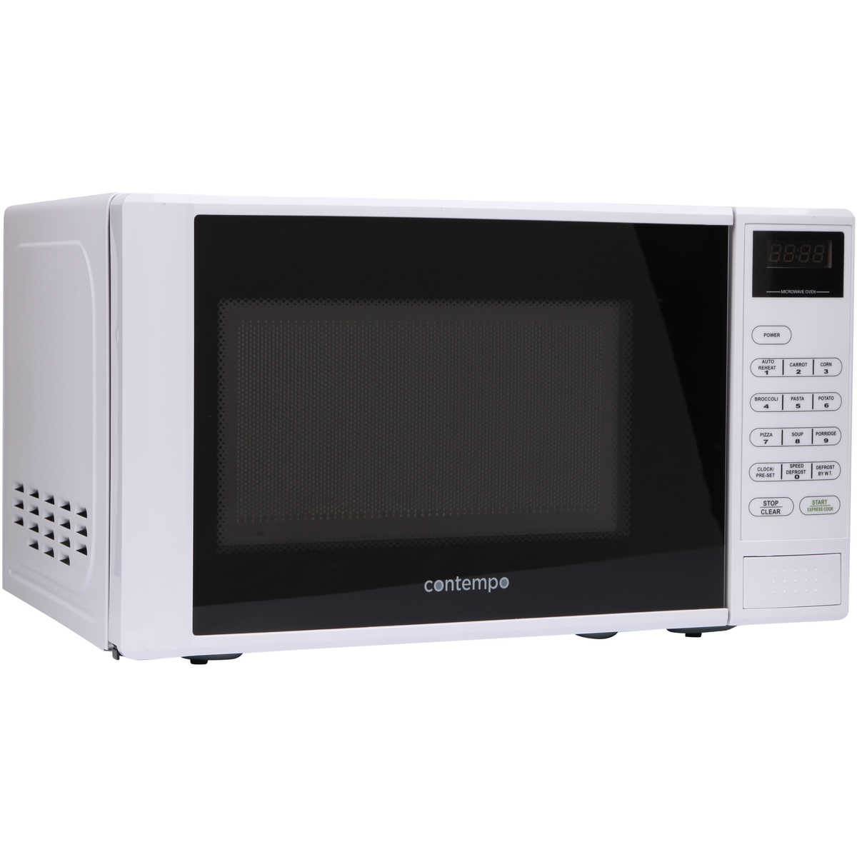 Big W Microwaves Contempo Compact Digital Microwave 18l Big W