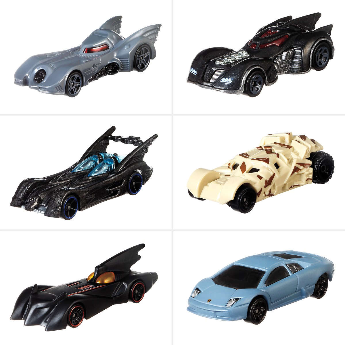 Big W Toy Cars Hot Wheels Batman Diecast Vehicles Assorted Big W