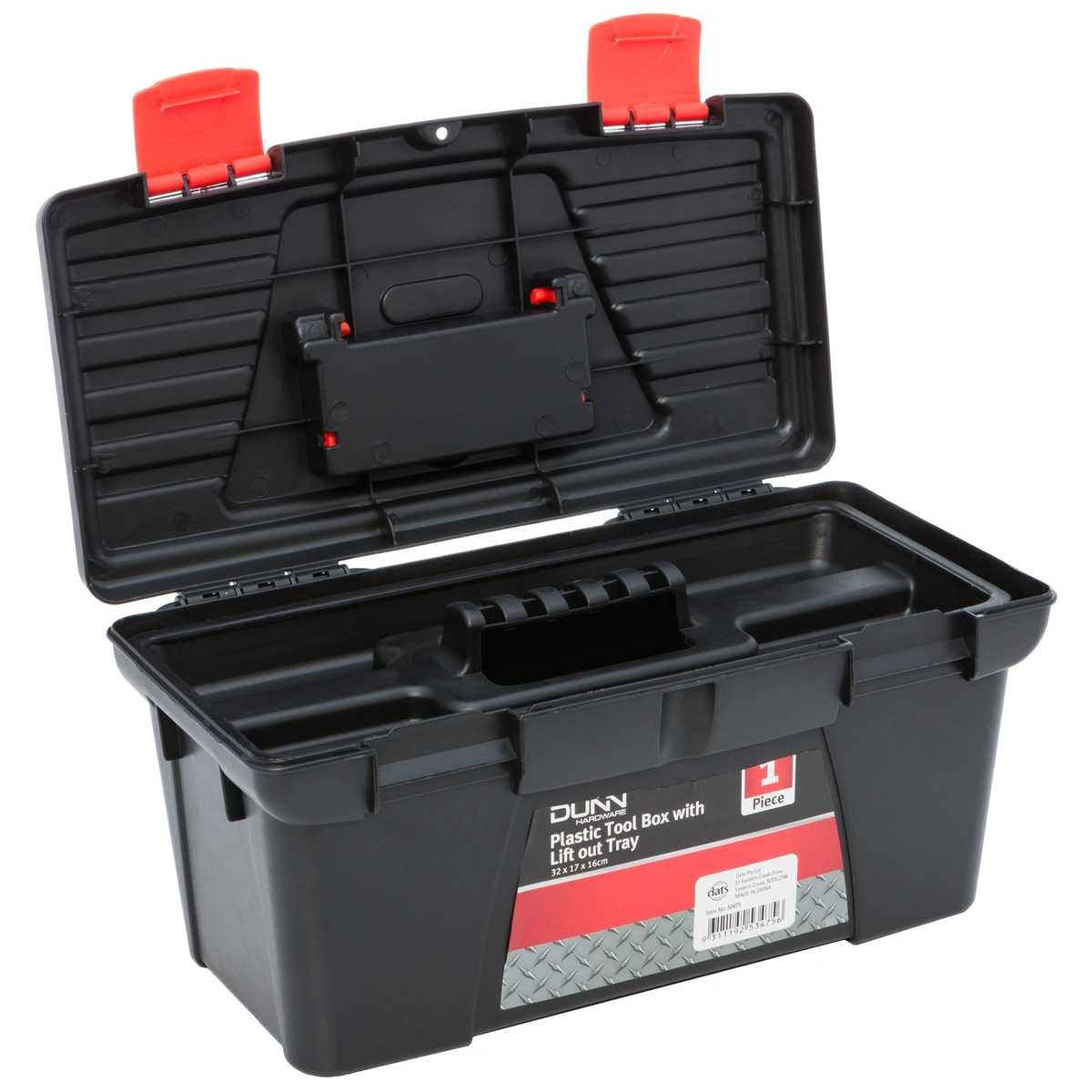 Box Plastik Dunn Plastic Tool Box With Lift Out Tray Big W