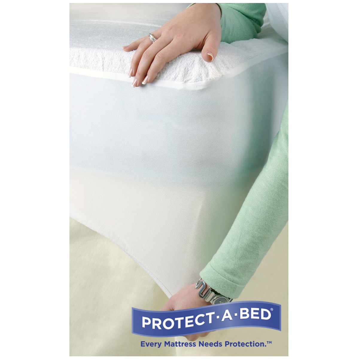 Big W Bed Protect A Bed Waterproof Cotton Terry Fitted Mattress