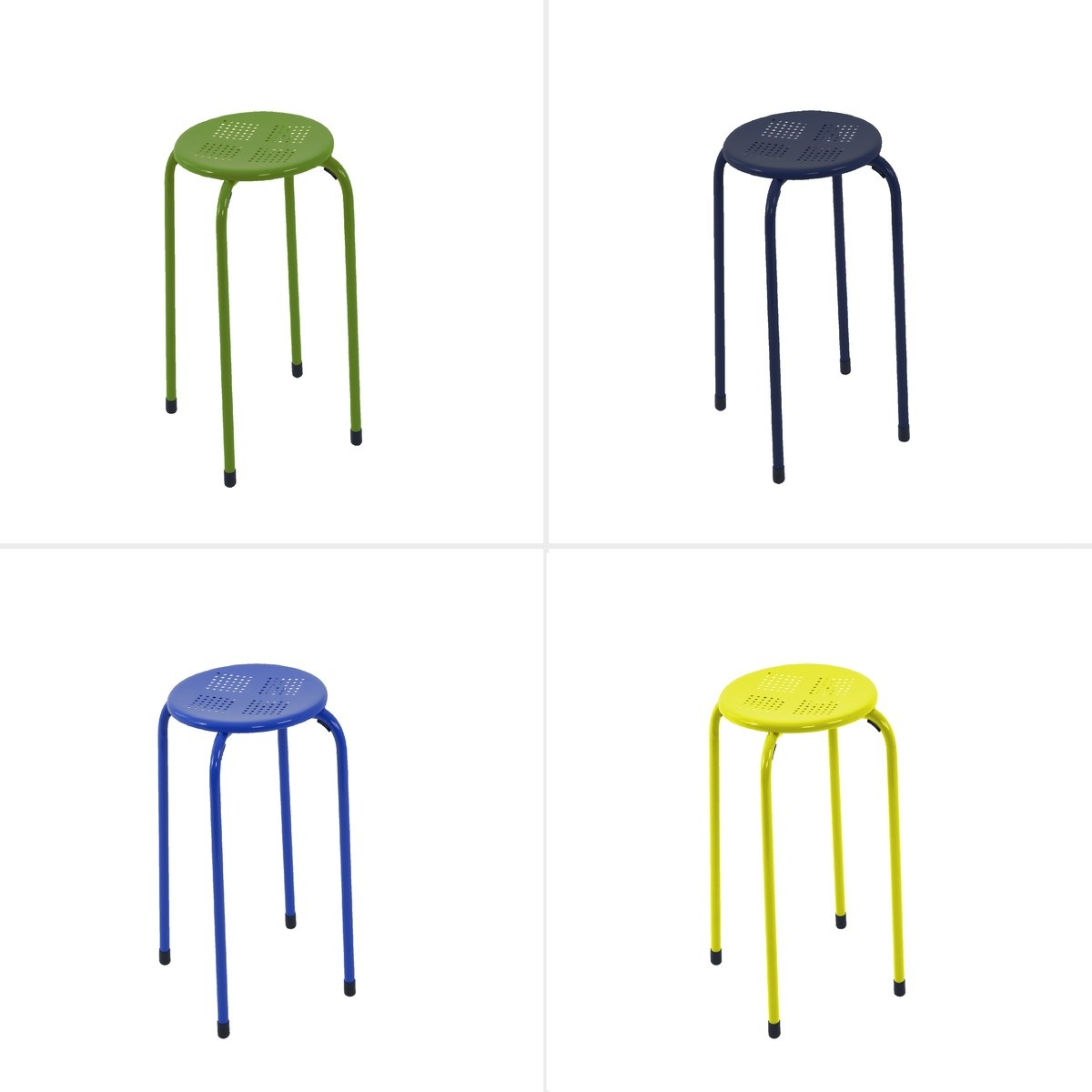 Metal Stools House Home Metal Stool Assorted