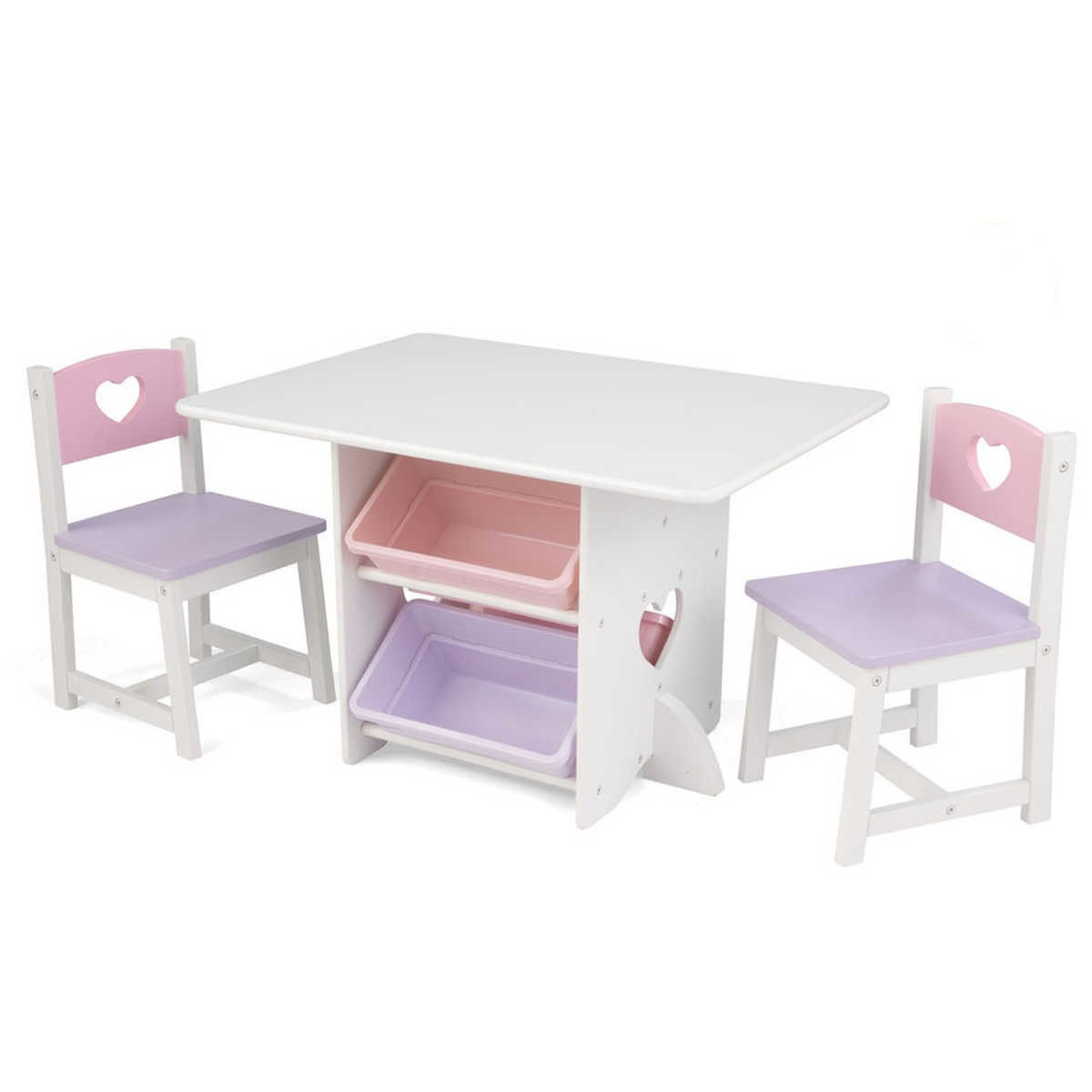 Big W Kids Chair Kidkraft Heart Table Chair Set