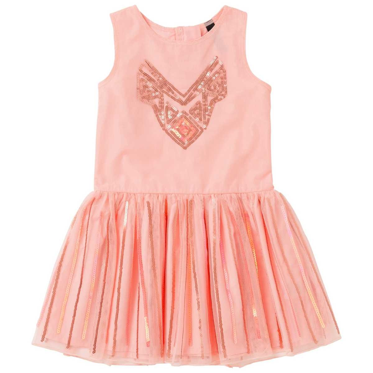 Big W Dress Peter Morrissey Girls Tulle And Sequin Dress Big W