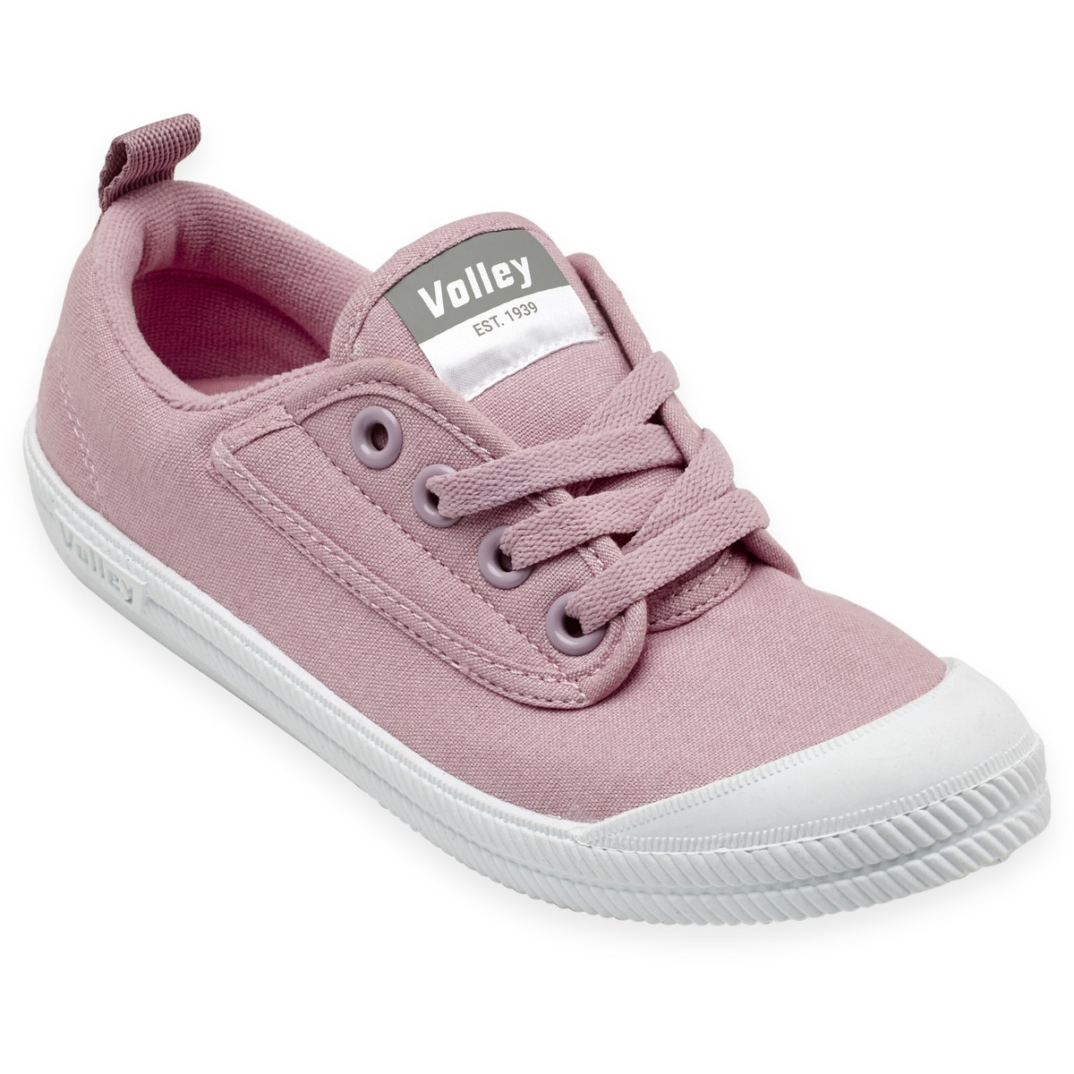 Big W Caps Volley Women S Sneakers Pink Size 8 Big W